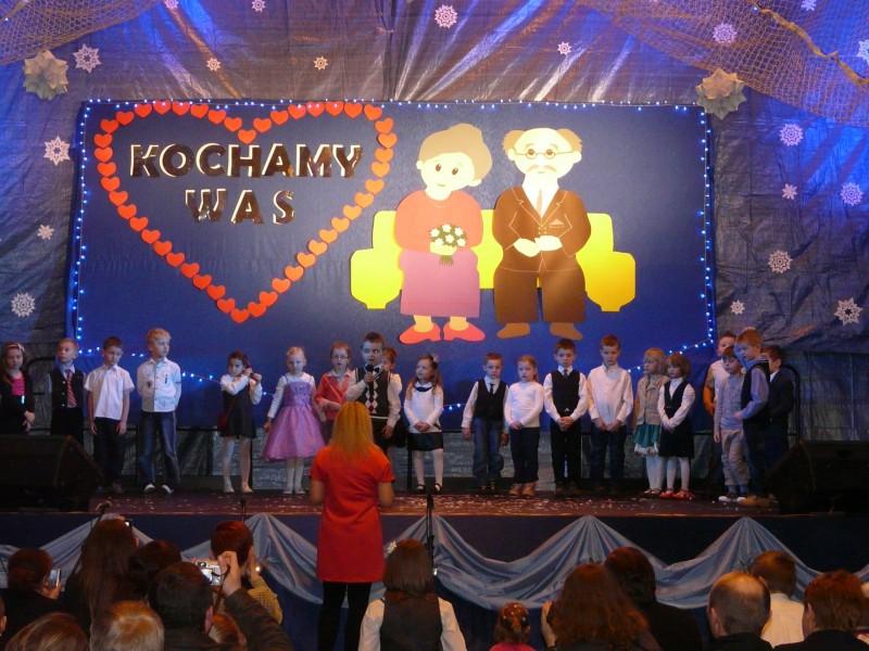 10 Dzień Babci I Dziadka 2014 Szkoła Podstawowa W Cieszanowie