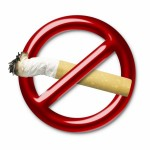zakaz palenia